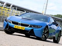 Wallpaper BMW i8