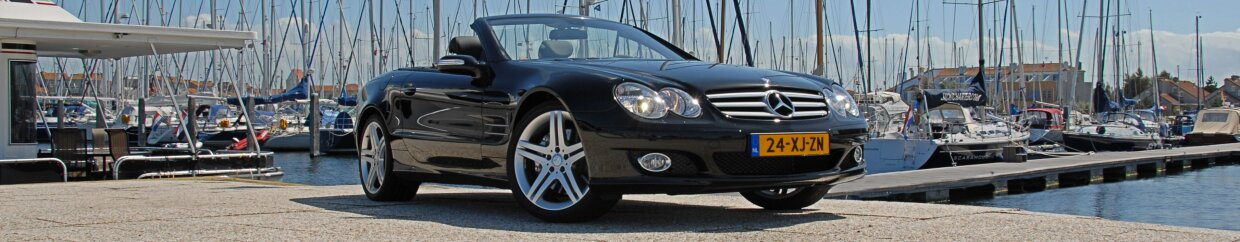 Mercedes-Benz SL (2008 - 2012)