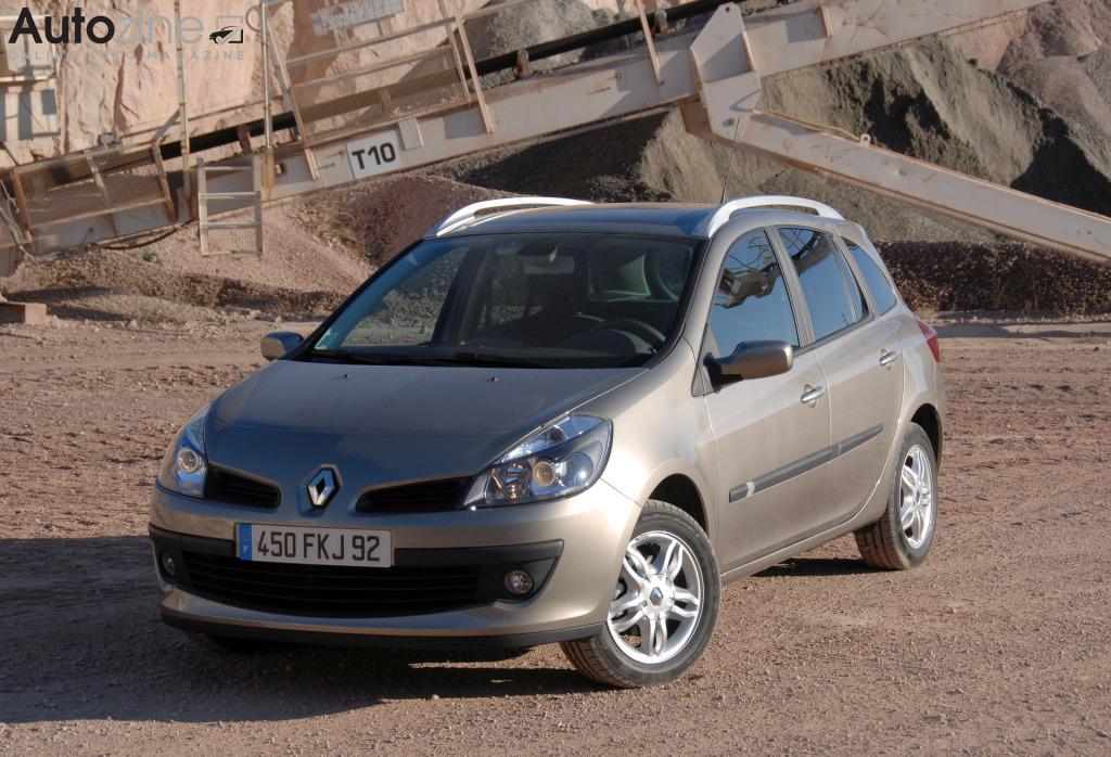 Autozine Photos Renault Clio Estate 2008 2013 3 9
